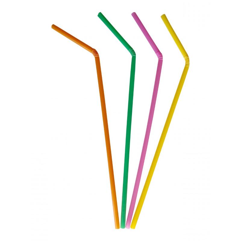 cannucce-pieghevoli-colorate-pz-250