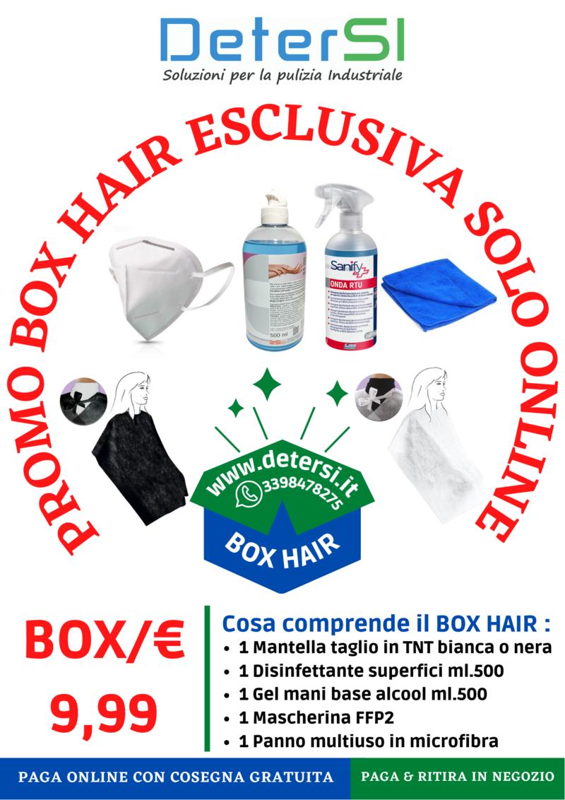 box-hair